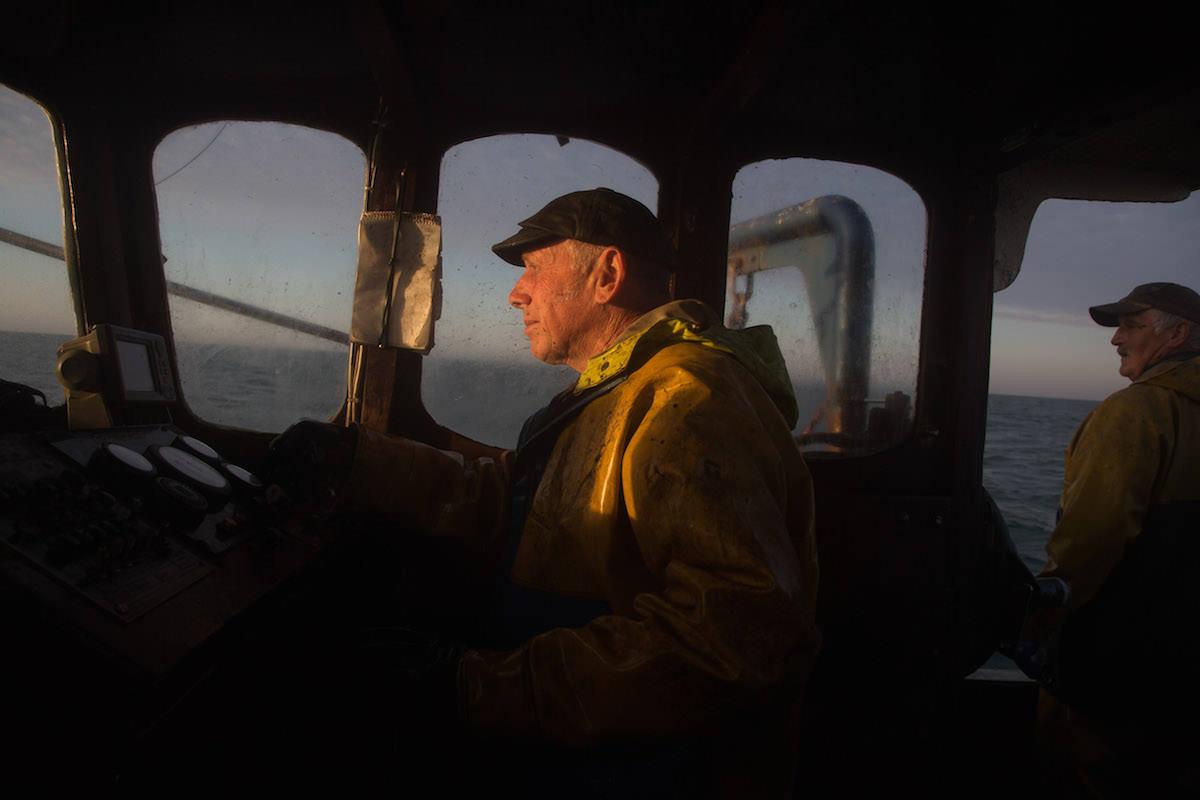 The last fishermen in Sussex
