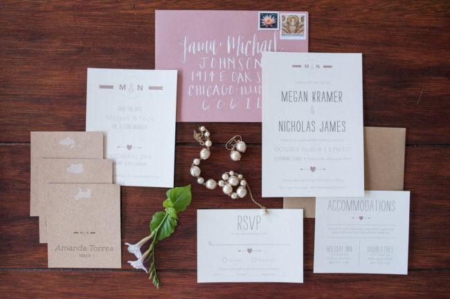 Rustic Wedding Suite