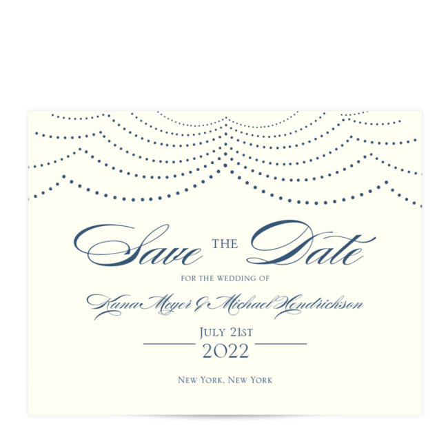 Navy Save the Dates