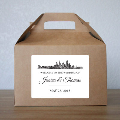 Welcome Tags & Labels