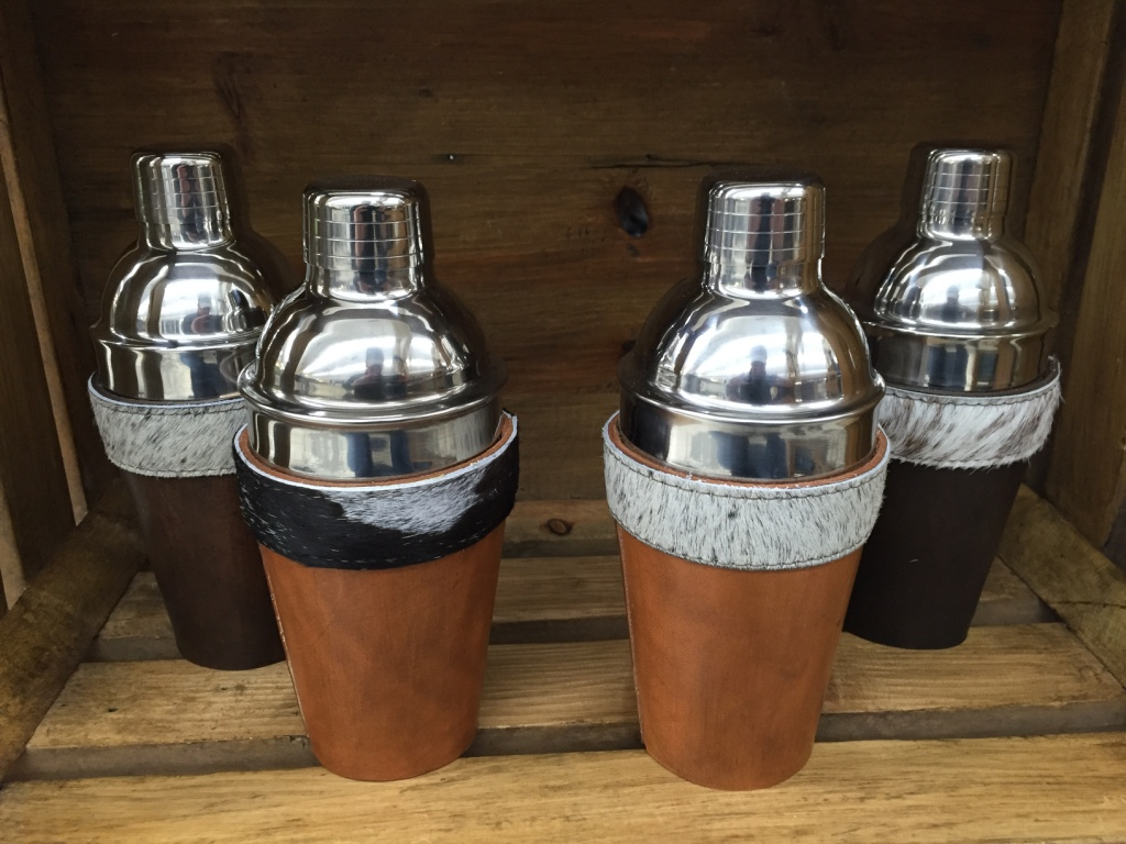 Hide Cocktail Shakers