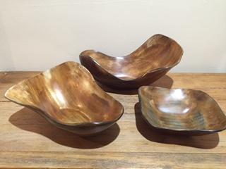 Irregular bowls