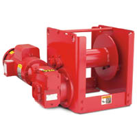 thern power winches