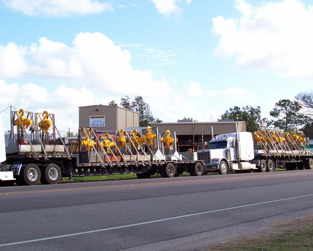 hoists-shipping