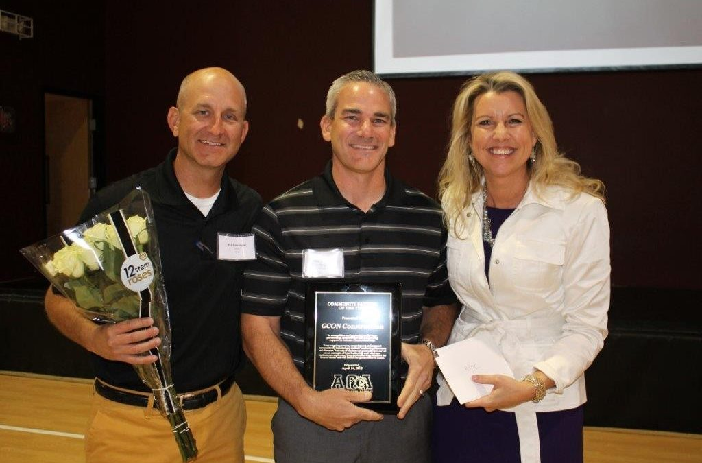 GCON Recognized as Arizona Charter Academy's Community Partner of the Year