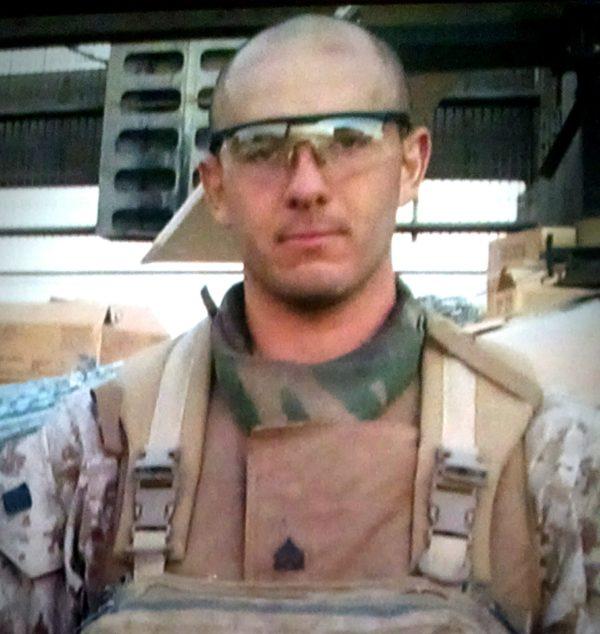 Sgt. Jeremy Murray