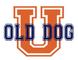 U Old Dog Logo