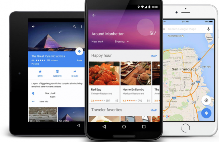 Google Maps Driving Directions Tips & Tricks: How To Download An Offline Map To Save Data & More