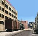 <h5>WW 2 Era Brooklyn Switching Layout ( 8' x 8' N Scale)</h5>