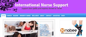 International Nurse Support