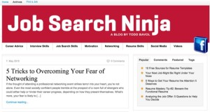 Image of Job Search Ninja Blog