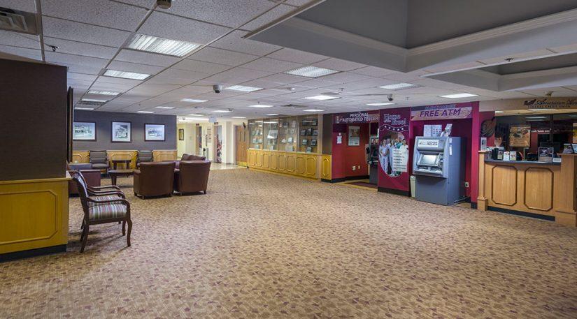Hospital Common Area Carpet