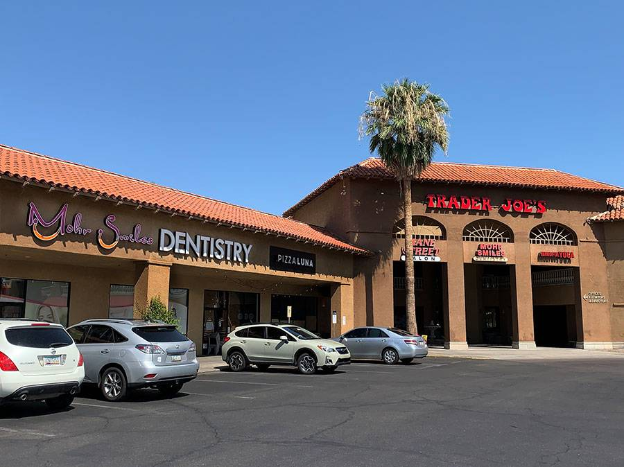 Dentist Dr. Mohr - Tucson Exterior Office