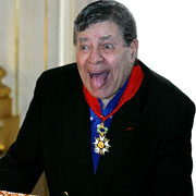 Jerry Lewis Receives French Commandeur of the Legion of Honour