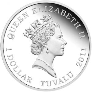 2011 Tuvalu Obverse