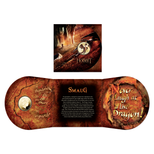 2014 Nz $1 Smaug Packaging