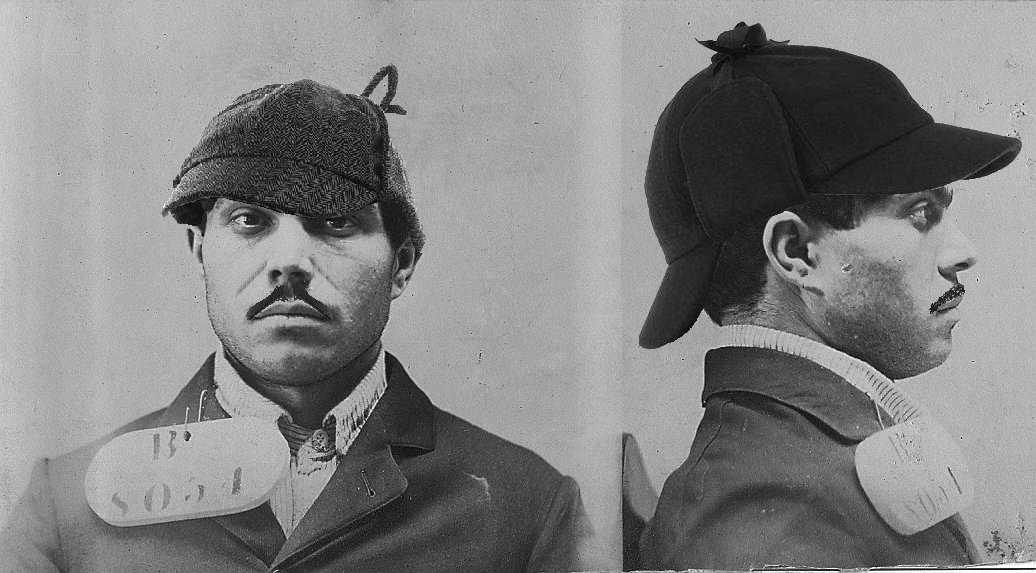 The Crime Blotter: An American Sherlock Holmes Recovers Stolen Coins – 1922