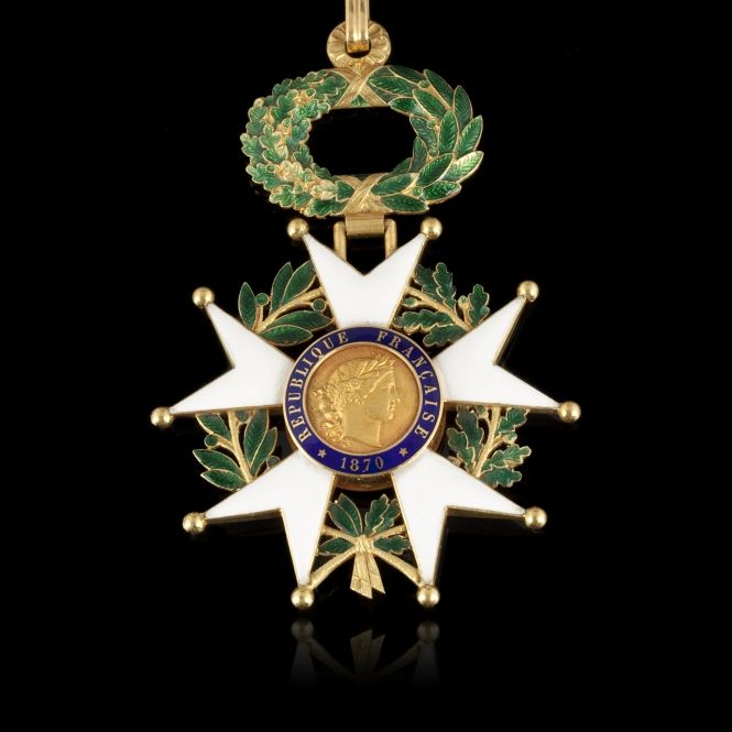 The French Legion of Honour