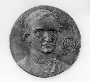 Grolier Club Memorial of Edgar Allen Poe