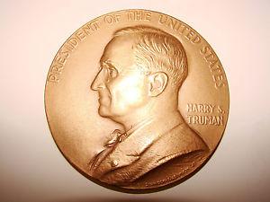 HST Pres Medal Obv