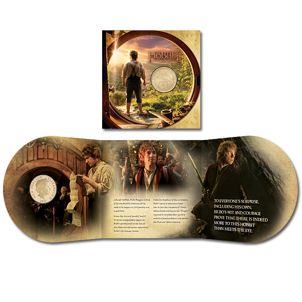 Hobbit Packaging