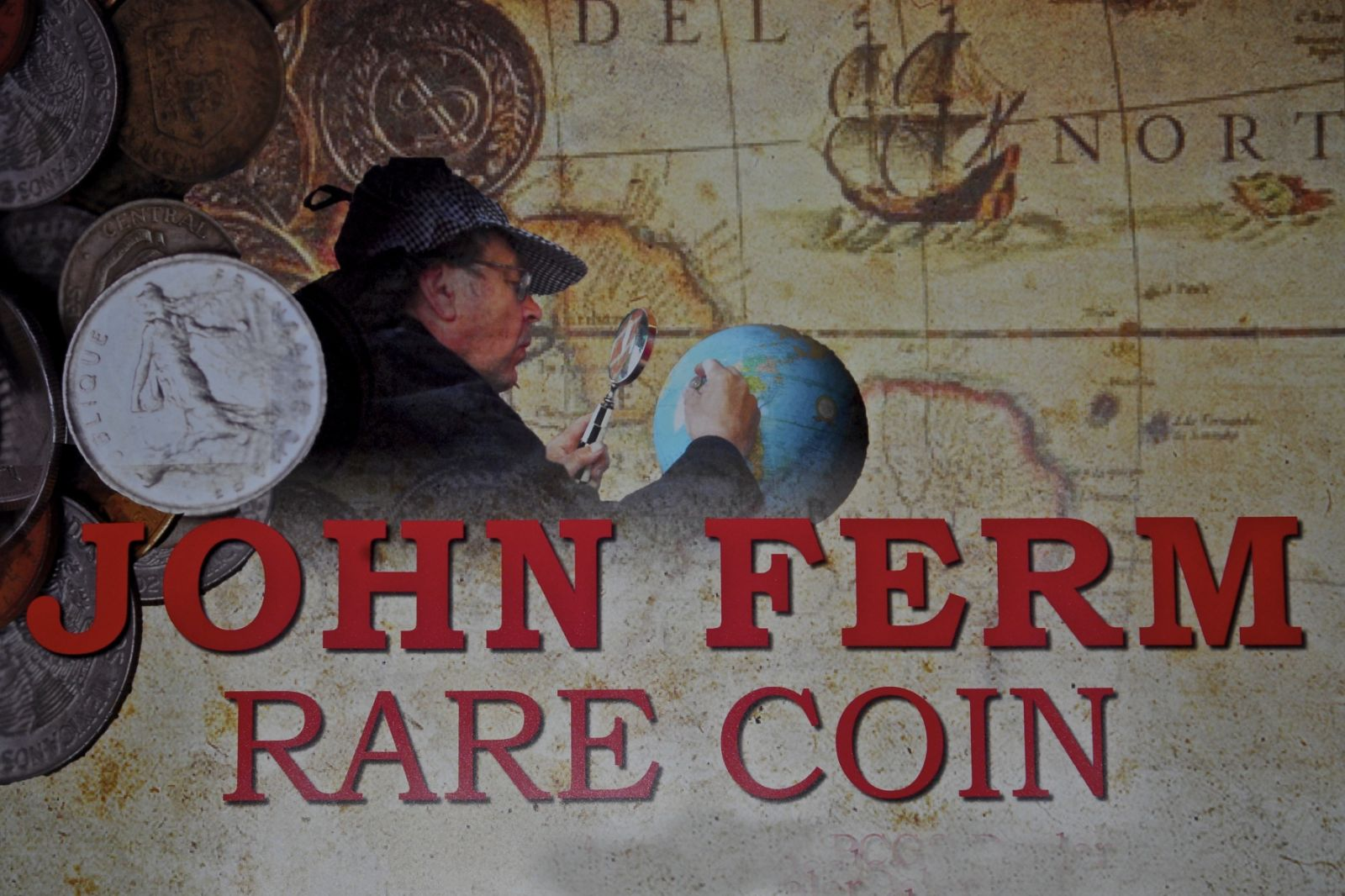 The Sherlock Holmes of the Coin Industry