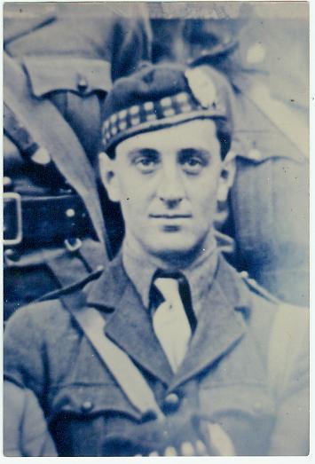 Military Decorations of Lt. Basil Rathbone
