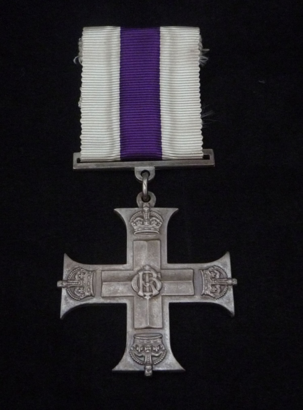Military Cross - George V