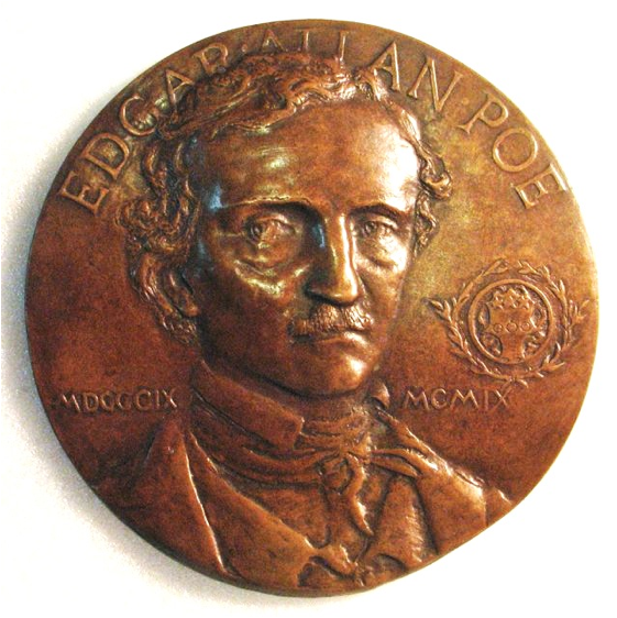 More Numismatic Remembrances of Edgar Allan Poe