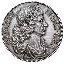 Charles II 1663 Petition Crown