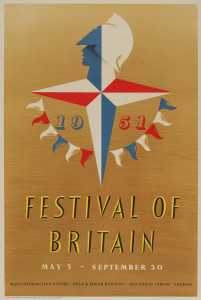 Fest of Britain Poster