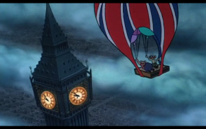 Great Mouse Detective Big Ben