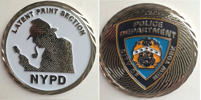NYPD Latent Prints