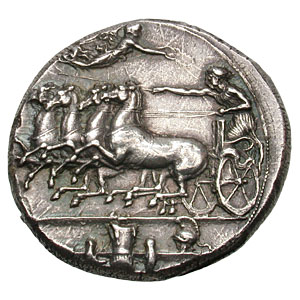 Heritage To Auction A Syracusan Decadrachm At CICF