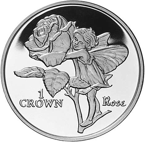 Fairies Finally Get Their Due With Gold Coin (1996)