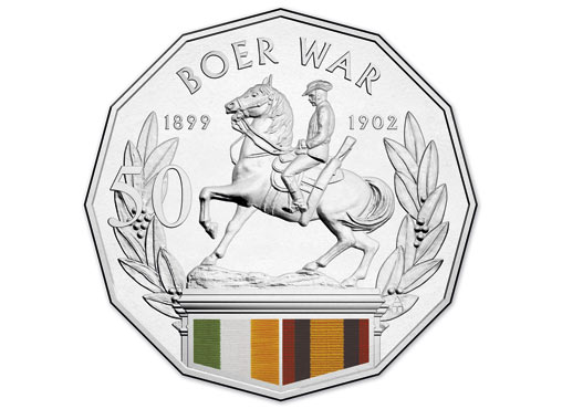 Numismatic Remembrances of the Boer War 1899 – 1902