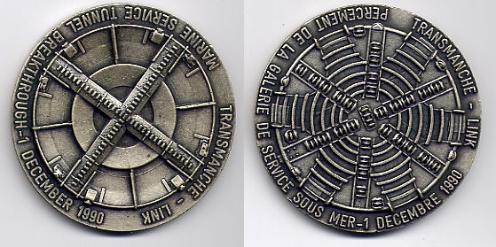 French Chunnel Breakthrough Medal 120190