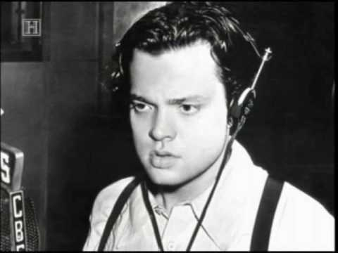 Faces of Holmes: Orson Welles