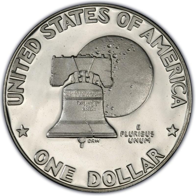 The 1976 Bicentennial Dollar and Sherlock Crater