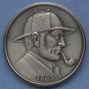 Scandaous Bohemian Medal OBV