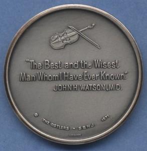 Scandaous Bohemian Medal REV