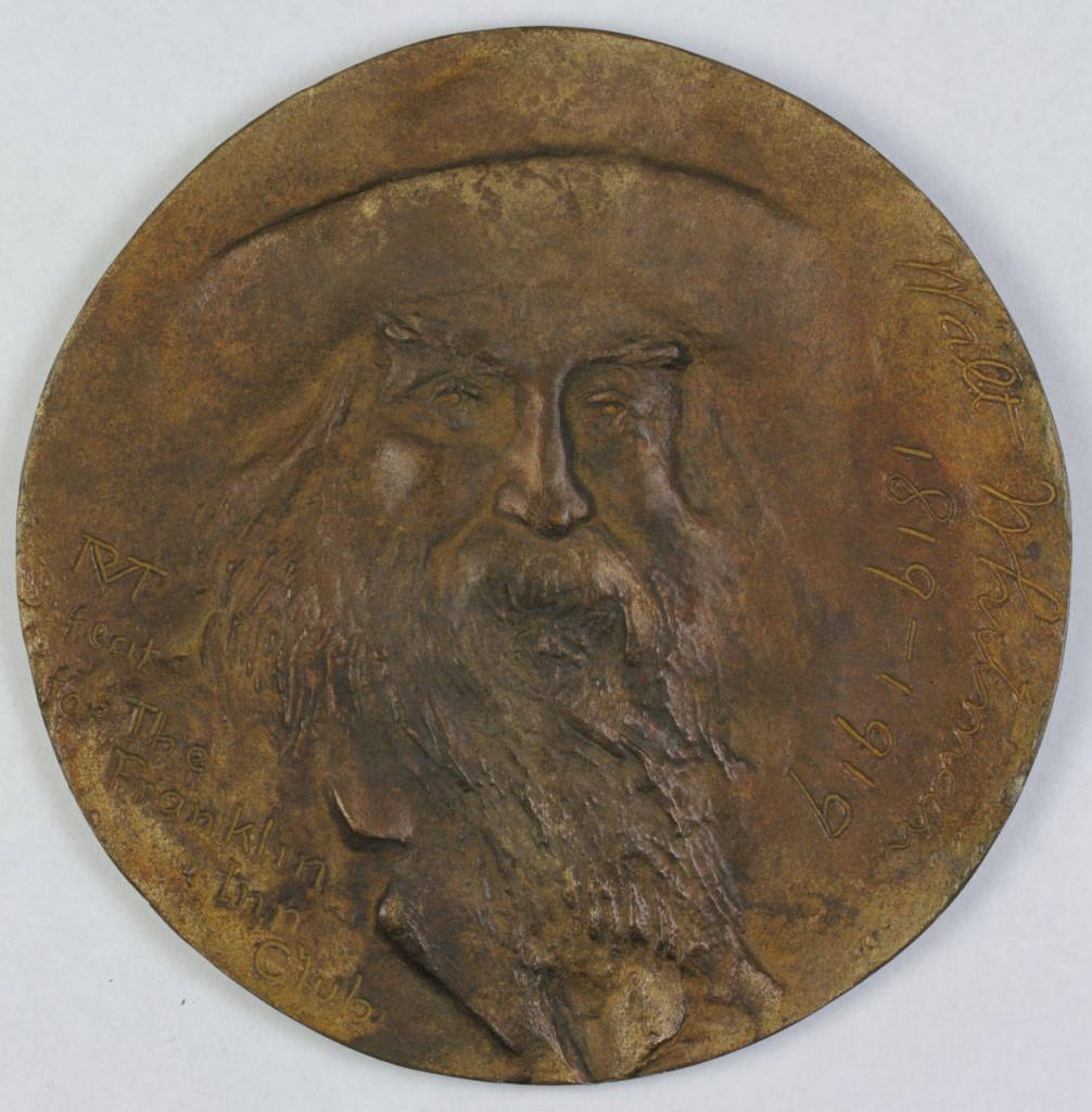 Walt Whitman Medal