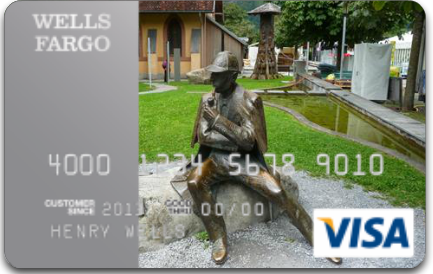 Wells Fargo SH CC Design