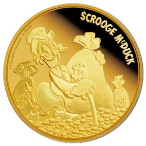Scrooge McDuck 2015 Niue $25