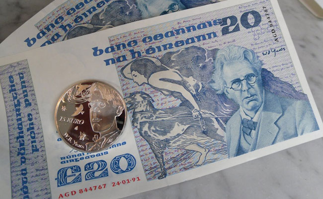 Famous People Wearing Pince-Nez On Numismatic Items