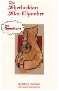 Sherlockian Star Chamber - Questions