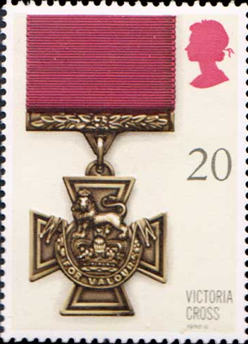 The Victoria Cross Medal
