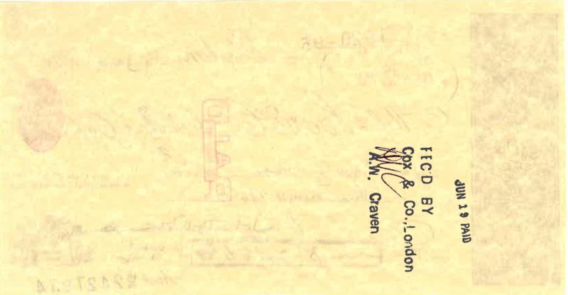 WTB 199401 BSI Dinner Check REV
