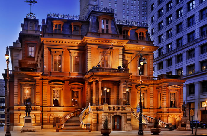 The Union League of Philadelphia and It's Medals