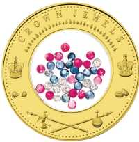 Precious Jewels and Stones on Coins